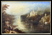 In the Manner of J M William Turner (1775 - 1851)