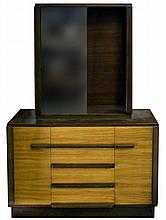 Wolfgang Hoffmann (1900-1969) Art Deco World's Fair Cabinet #1