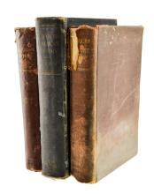 3 Pc. Book Lot w/