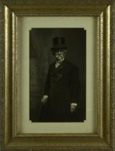 Framed Photograph of General Loomis Langdon