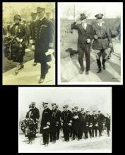 3 Pc. Photograph Lot w/ Theodore Roosevelt Jr.