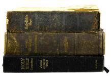 3 Pc. Religious Book Lot w/