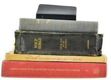 5 Pc. Christian Religion Book Lot w/
