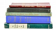 5 Pc. Religion Book Lot w/