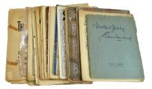 84 Pc Vintage Sheet Music w/ Woodland Sketches