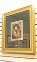 Framed Portrait of Rembrandt