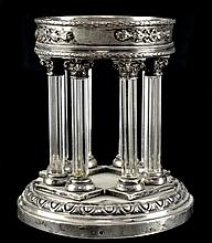 Vienna Austria 800 Silver Grecian Center Piece