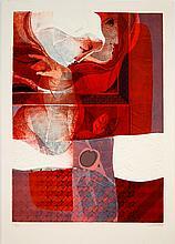 Sunol Alvar Embossed Lithograph # 1