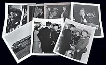 Original Photos/Negatives, JFK Assassination Day