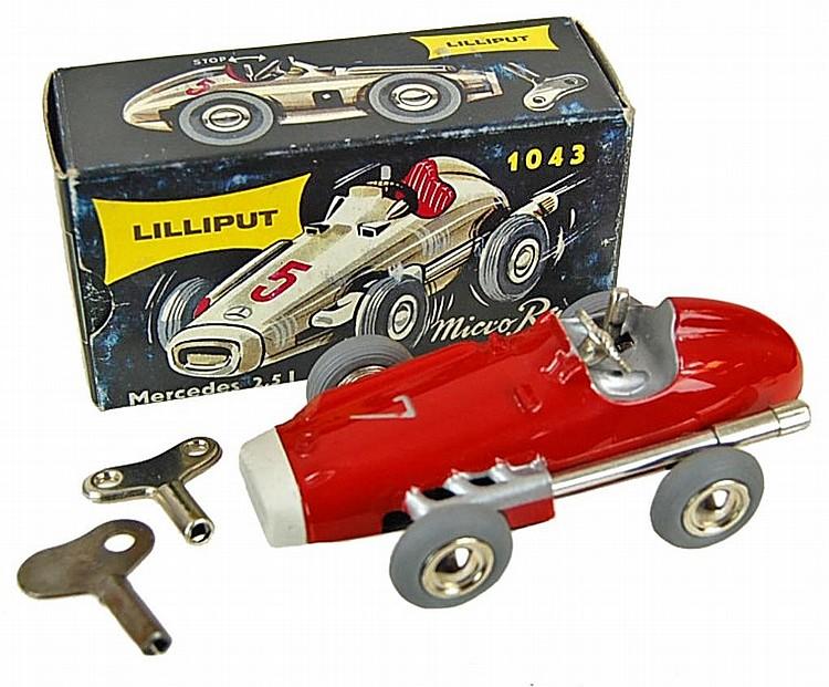 #1043 Lilliput Micro Racer Mercedes Formula 2.5