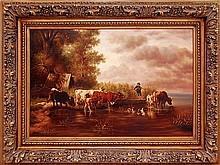 Rolando Oil Painting