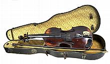 Attributed to Joseph Klotz German Violin