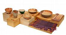 Asian NIB Pottery/China Lot