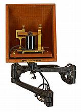 O.C. White Bunnell Telegraph Resonator Sounder
