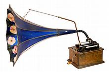 Early Edison Phonograph