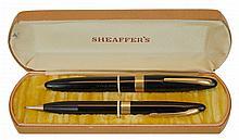 Vintage Sheaffer's Fountain Pen/Mechanical Pencil