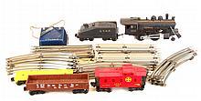 O-Gauge Lionel Trains, Track & Transformer