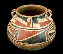 Casas Grandes Pottery Handled Jar