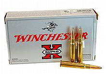 Box of Winchester 303 British Ammunition