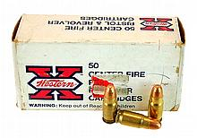 50 Rounds Western 7.65mm .30 Luger