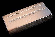 100 Troy Oz. Engelhard .999 Fine Silver Bullion