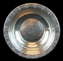 International Sterling Silver Bowl