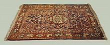 Vintage Persian Area Rug #1