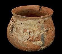 Pre-Columbian Pottery Vessel 1000-1250 AD, Mexico