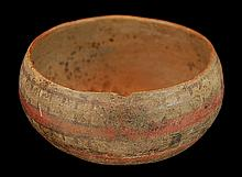 Pre-Columbian Pottery Bowl 1000-1250 AD, Mexico