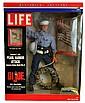GI JOE, Life Magazine Figure, Pearl Harbor Attack.