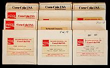 (12) Coca Cola 16mm Commercial Ad Film Reel
