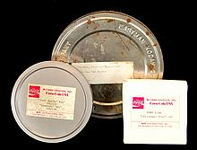 (3) Coca Cola, TAB 16mm Commercial Film Reel