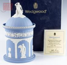 Wedgwood Masterpiece Series Humidor Ltd w/ Box