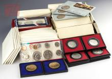 457 1970s U.S. Uncirculated or Commemorative Coins