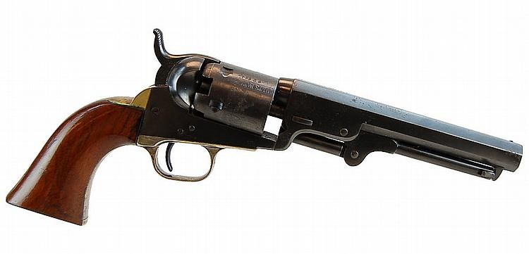 Colt Model 1849 Pocket Revolver, serial #98664
