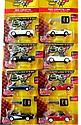 Racing Champions, Corvette 50 Anniversary Toy Cars