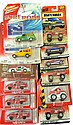 Matchbox, Johnny Lighting & Revell Cars