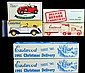 Eastwood and ERTL Die-Cast Bank Cars / Trucks 6pcs
