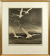 Eliot O'Hara Etching,