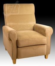 20th C. Corduroy Chair