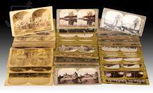 Metropolitan Series Stereoscope Card Lot