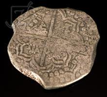 Nuestra Senora Shipwreck Silver Coin