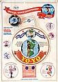 Vintage Supersonic Yo-Yo Combo