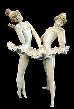 Lladro Porcelain #5497 - Dress Rehearsal