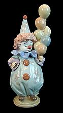Lladro Porcelain #5811 - Littlest Clown