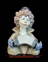 Lladro Porcelain #5585 - Fine Melody (B) #1