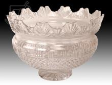 20th C. Waterford Crystal Bowl