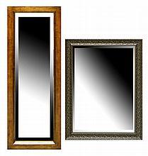 2Pc. Decorative Wall Mirror Lot