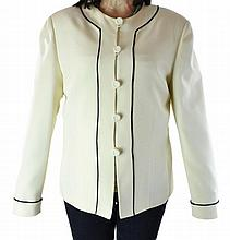 Off White Ladies Ann Taylor Coat