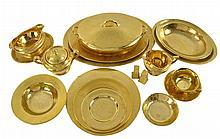 Royal China 22L Gold China Service for 12